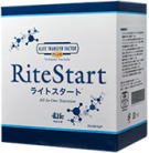 総合サプリメント「ライトスタート・トライファクター男性用」